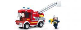 Sluban M38-B0632 Kleiner Leiterwagen | Feuerwehr Baukasten online kaufen