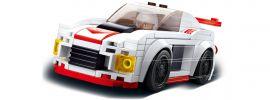 Sluban M38-B0633C Rennwagen Ritter | Auto Baukasten online kaufen
