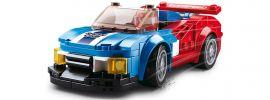 Sluban M38-B0633E Rennwagen Schmetterling | Auto Baukasten online kaufen