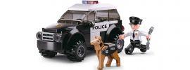 Sluban M38-B0639 Polizeifahrzeug | Auto Baukasten online kaufen