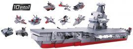 Sluban M38-B0662 Flugzeugträger 10-in-1 Komboset | Schiff Baukasten online kaufen