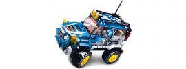 Sluban M38-B0663C Offroad-Fahrzeug blau | Auto Baukasten online kaufen
