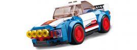 Sluban M38-B0675 Rallye Auto | Auto Baukasten online kaufen