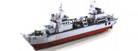 Sluban M38-B0701 Versorgungsschiff | 495 Teile | Schiff Baukasten online kaufen