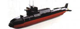 Sluban M38-B0703 Atom U-Boot II | 269 Teile | Schiff Baukasten online kaufen