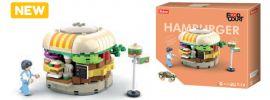 Sluban M38-B0705A Hamburger Bude | Baukasten online kaufen