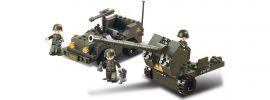 Sluban M38-B5900 Panzerabwehrkanone | Geschütz Baukasten online kaufen