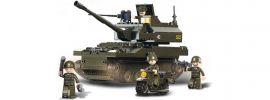 Sluban M38-B9800 Panzer 1 | Panzer Baukasten online kaufen