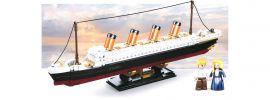 Sluban M38-B0835 Titanic Mittlerer Bausatz | Schiff Baukasten online kaufen