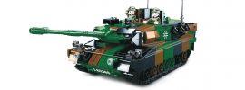 Sluban M38-B0839 Kampfpanzer Leopard 2A5 | Panzer Baukasten online kaufen