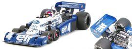 TAMIYA 20053 Tyrell P34 Monaco 1977 Rennsport Auto Bausatz 1:20 online kaufen
