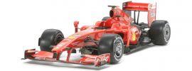 TAMIYA 20059 Ferrari F60 2009 | Auto Bausatz 1:20 online kaufen