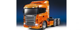TAMIYA 23689 Scania R620 6x4 Highline Metallic Orange Full Option | RC LKW RTR 1:14 online kaufen