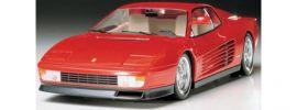 TAMIYA 24059 Ferrari Testarossa | Auto Bausatz 1:24 online kaufen