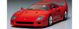 TAMIYA 24295 Ferrari F40 | Auto Bausatz 1:24 online kaufen