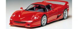 TAMIYA 24296 Ferrari F50 | rot | Bausatz 1:24 online kaufen
