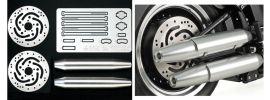 TAMIYA 300012655 Photoätzteile Upgrade Set für Harley Davidson FLSTFB Fat Boy 1:6 online kaufen