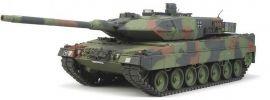 TAMIYA 56020 Panzer Leopard 2A6 Full Option Bausatz 1:16  online kaufen