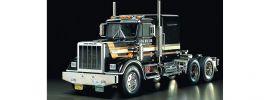 TAMIYA 56336 King Hauler Black Edition 3-Achser RC Truck Bausatz 1:14 online kaufen