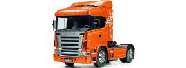 TAMIYA 56338 Scania R470 Highline Orange Edition 2-Achser RC Truck Bausatz 1:14 online kaufen
