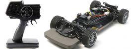 TAMIYA 57984 XB Pro TT-02 Chassis vormontiert RC Auto A-RTR 1:10 online kaufen