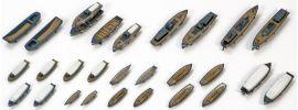 TAMIYA 78026 WWII Japanische Versorgungs-Boote Schiff Bausatz 1:350 online kaufen