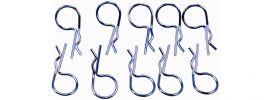 TAMIYA 84405 Splinte groß blau | 10 Stück online kaufen