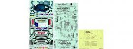 TAMIYA 309494044 Sticker Mercedes Benz CLK DMT online kaufen