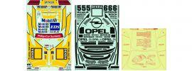 TAMIYA 309495207 Sticker für Opel Calibra V6 | für TW 1:10 online kaufen