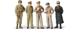 TAMIYA 32557 Berühmte Generäle | Figuren Bausatz 1:48 online kaufen
