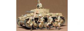 TAMIYA 35009 Sd. Kfz. 121 Panzer II Ausf. F/G | Militaria-Bausatz 1:35 online kaufen