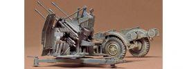 TAMIYA 35091 Deutscher 20 cm Flakvierling 38 | Militaria Bausatz 1:35 online kaufen