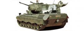TAMIYA 35099 Flakpanzer Gepard Bundeswehr Bausatz 1:35 online kaufen