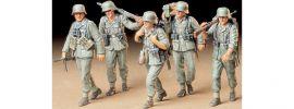 TAMIYA 35184 MG-Crew deutsch auf dem Marsch Figuren Bausatz 1:35 online kaufen