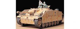 TAMIYA 35197 Sturmgeschütz III Ausf. G (Sd.Kfz.142/1) Panzer Bausatz 1:35  online kaufen