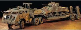 TAMIYA 35230 US Dragon Wagon 40to Transporter | Militär Bausatz 1:35 online kaufen