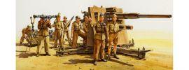 TAMIYA 35283 deutsche Flugabwehrkanone 88 mm | Flak 36 | Nord Afrika | Bausatz 1:35 online kaufen
