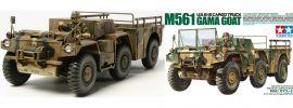 TAMIYA 35330 M561 Transport-Fahrzeug Gama Goat Militär Bausatz 1:35 online kaufen