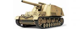 TAMIYA 35367 Dt. Panzerhaubitze Hummel | Panzer Bausatz 1:35 online kaufen