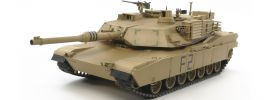 TAMIYA 36212 U.S. KPz M1A2 Abrams Standmodell   Militär Bausatz 1:16 online kaufen