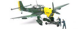 TAMIYA 37008 WWII Junkers Ju87 B-2 Stuka Flugzeug Bausatz 1:48 online kaufen