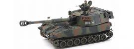 TAMIYA 37022 M109A3G Haubitze | Bundeswehr | Militär Bausatz 1:35 online kaufen