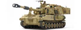 TAMIYA 37026 M109A6 Paladin Irak Haubitze | Militär Bausatz 1:35 online kaufen