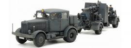 TAMIYA 37027 Zgm SS-100 mit 88mm Flak37 | Militär Bausatz 1:48 online kaufen