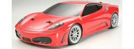 TAMIYA 43522UM Karosserie Ferrari F430 | lackiert | für RC Tourenwagen 1:10 online kaufen