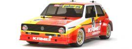 TAMIYA 47308 VW Golf Racing Gr. 2 M-05 | RC Auto Bausatz 1:12 online kaufen