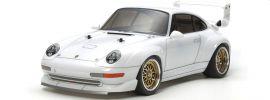 TAMIYA 47321 Porsche 911 GT2 Racing TA02SW | RC Auto Bausatz 1:10 online kaufen