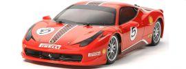 TAMIYA 47322 Karosserie-Satz LW Ferrari 458 Challenge | für Tourenwagen 1:10 online kaufen