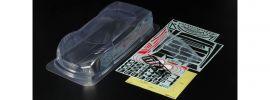 TAMIYA 47324 unlackierte Karosserie Raikiri GT leicht | 257mm | für RC Tourenwagen 1:10 online kaufen