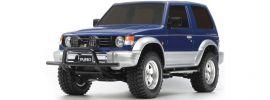 TAMIYA 47331 Mitsubishi Pajero Metaltop CC-01   RC Auto Bausatz 1:10 online kaufen